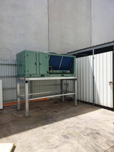 Outdoor_unit_mounted_on_frame_work